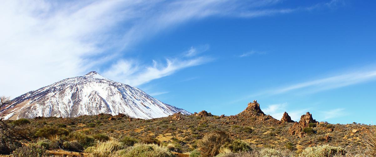 Guía Tenerife, Parque Nacional del Teide
