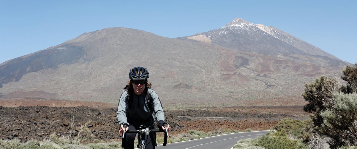 Guía Tenerife, Transporte en bicicleta
