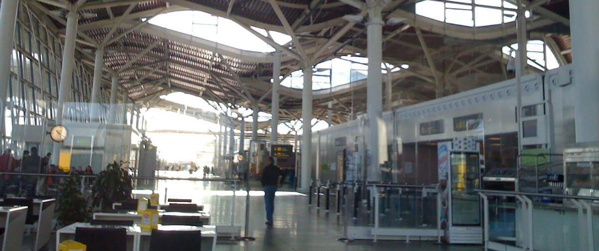 Guía Zaragoza, Aeropuerto de Zaragoza