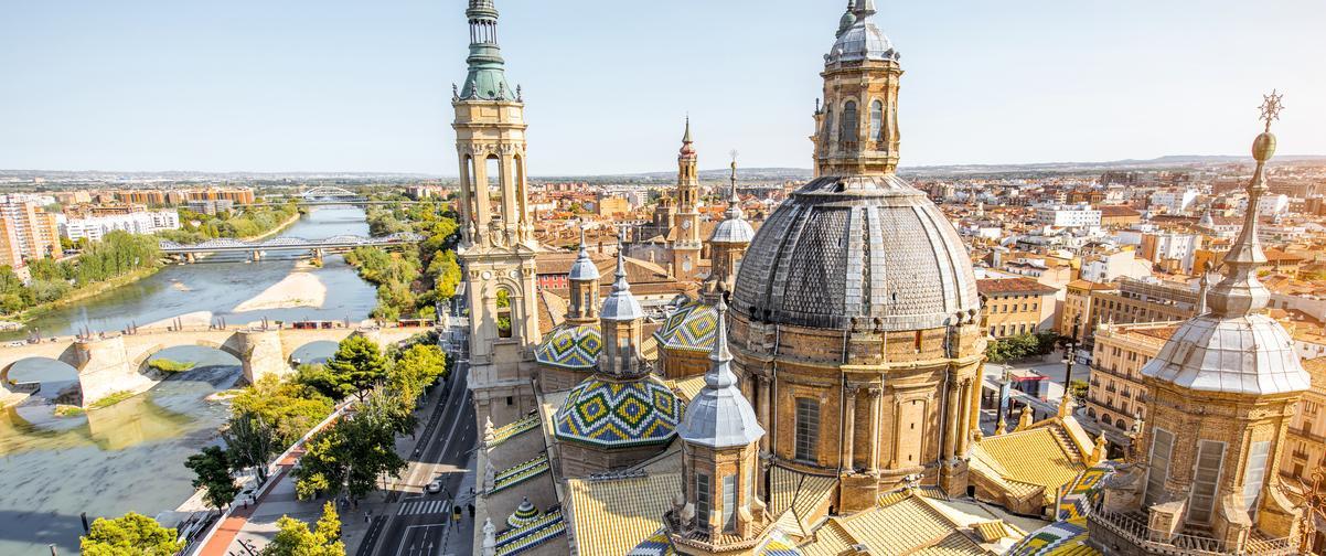 Guía Zaragoza, Basílica de Nuestra Señora del Pilar