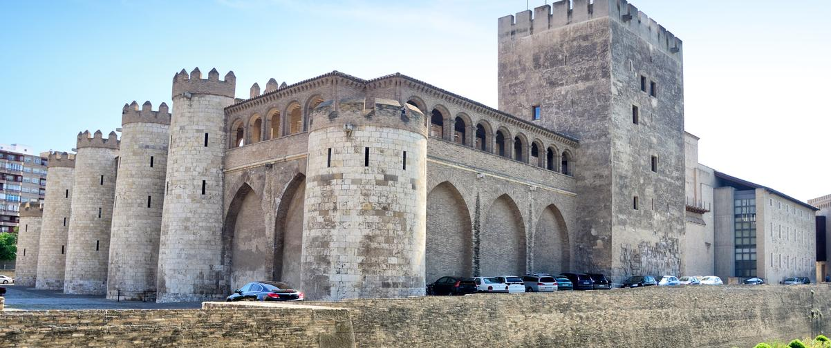 Guía Zaragoza, Palacio de Aljaferia