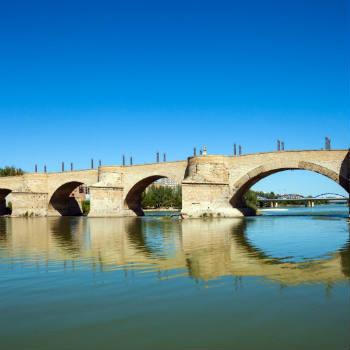 Guía Zaragoza, Puente de piedra