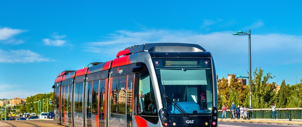 Guía Zaragoza, Tranvía