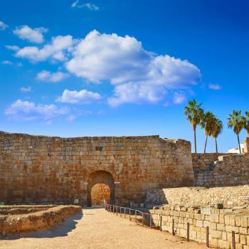 Guía Badajoz, Alcazaba árabe