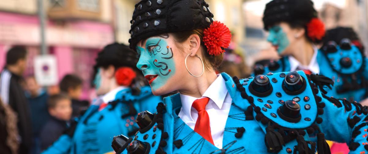 Guía Badajoz, Carnaval