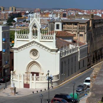 Guía Badajoz, Convento de San José