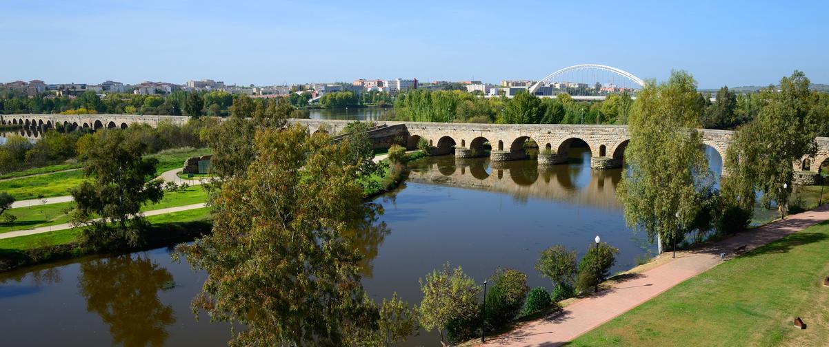 Guía Badajoz, Guadiana