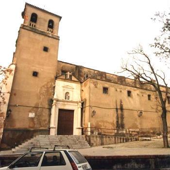 Guía Badajoz, Iglesia de San Agustín