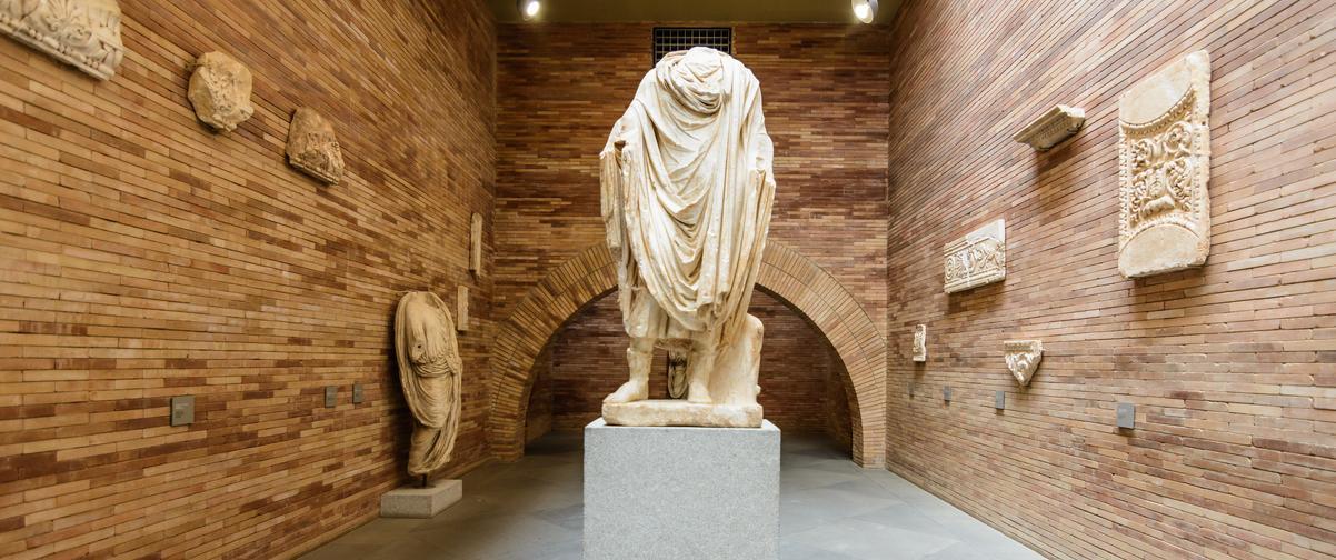 Guía Badajoz, Museo Arte Romano