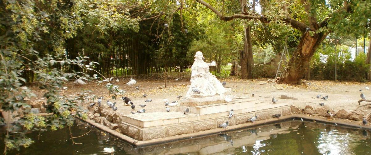 Guía Badajoz, Parque Castelar