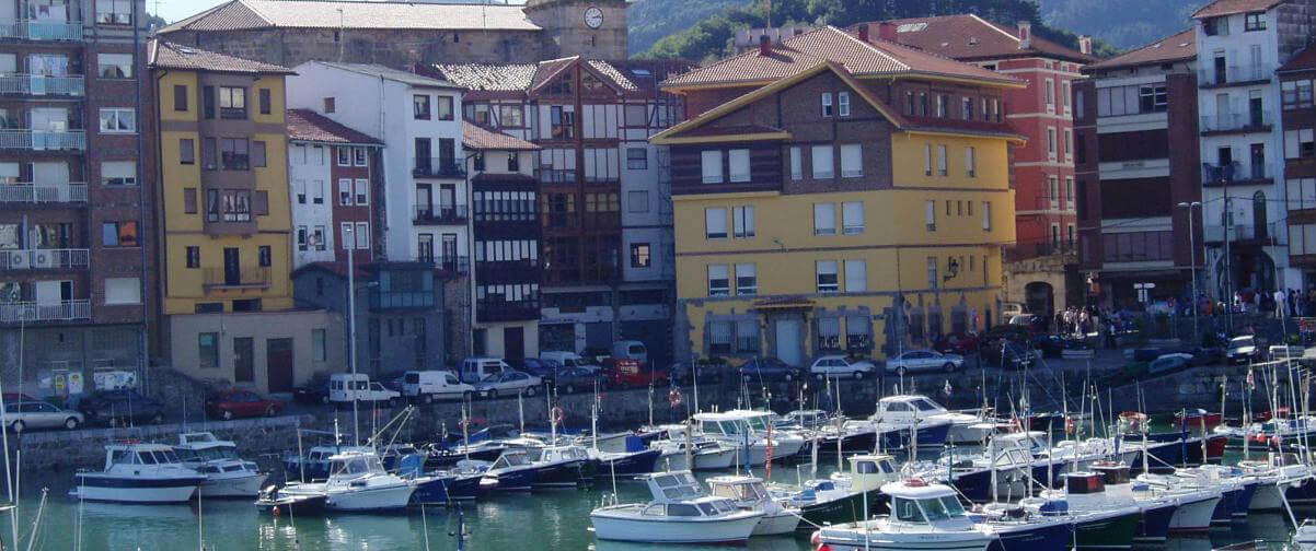 Guía Bilbao, Bermeo