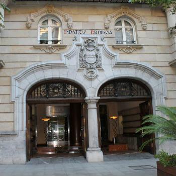 Guía Bilbao, Edificio Sota