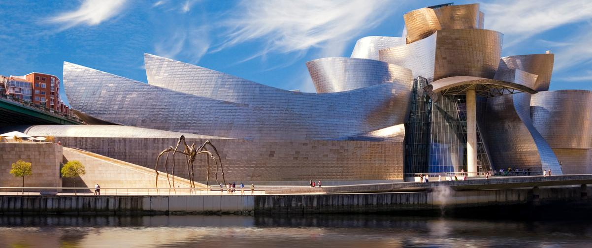 Guía Bilbao, Guggenheim