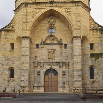 Guía Bilbao, Iglesia de la Encarnación
