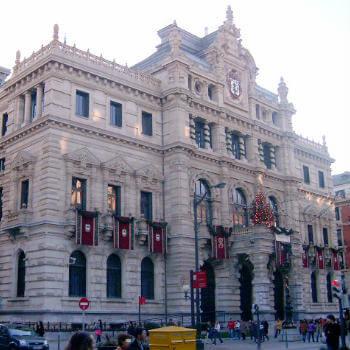 Guía Bilbao, Palacio Diputación Foral de Vizcaya