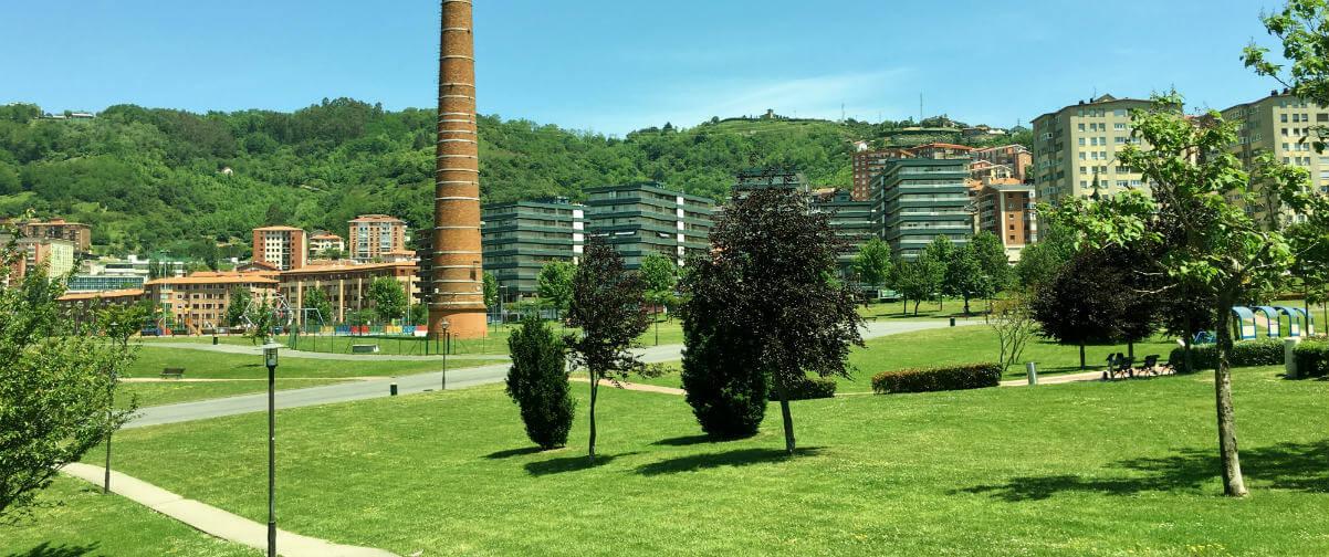 Guía Bilbao, Parque Etxebarria