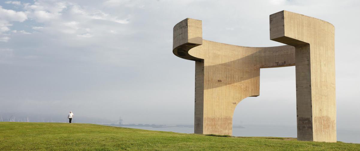 Guía Gijón, Escultura