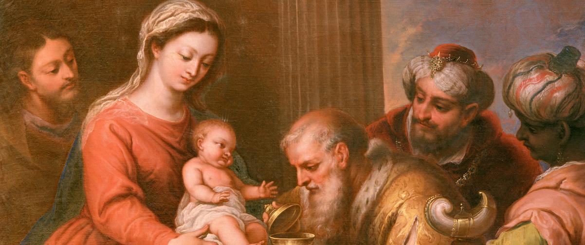 Guía Granada, Adoración de los Reyes
