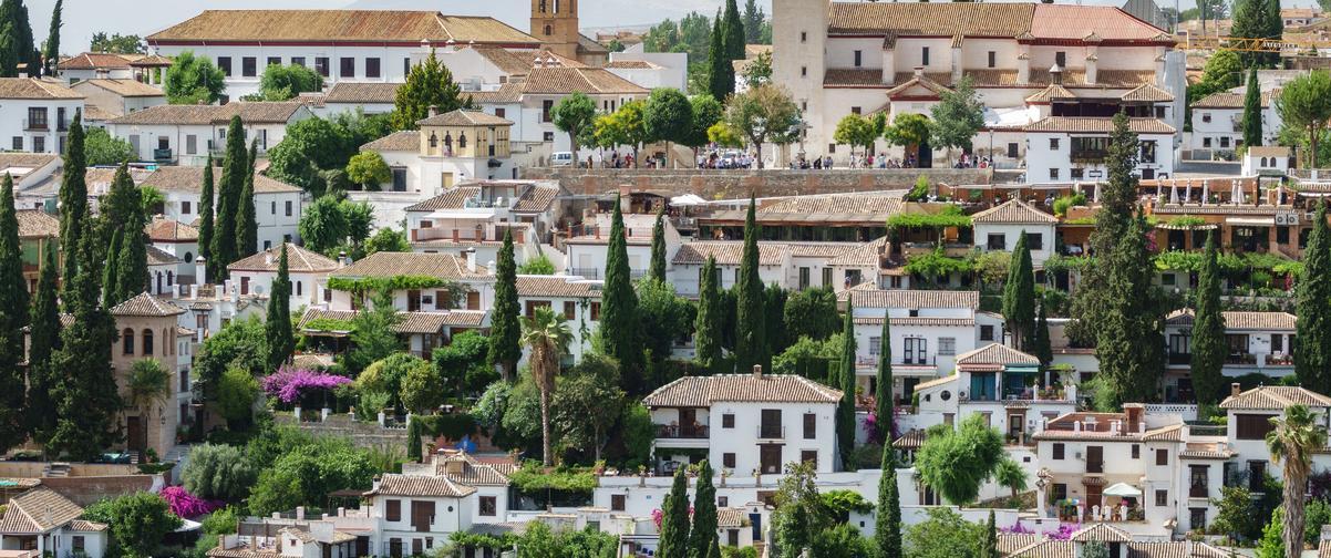Guía Granada, Albaicín
