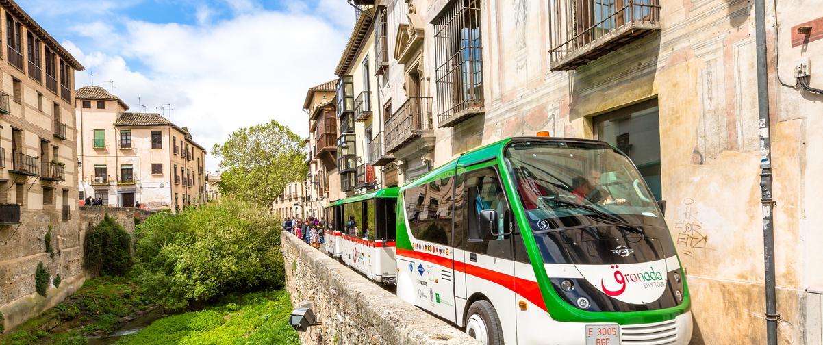 Guía Granada, Autobús