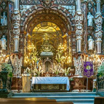 Guía Granada, Basílica de las Angustias