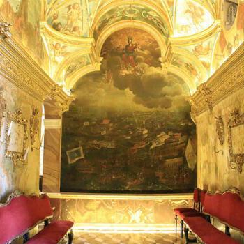 Guía Granada, Camarín Virgen del Rosario