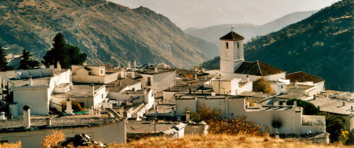 Guía Granada, Capileira