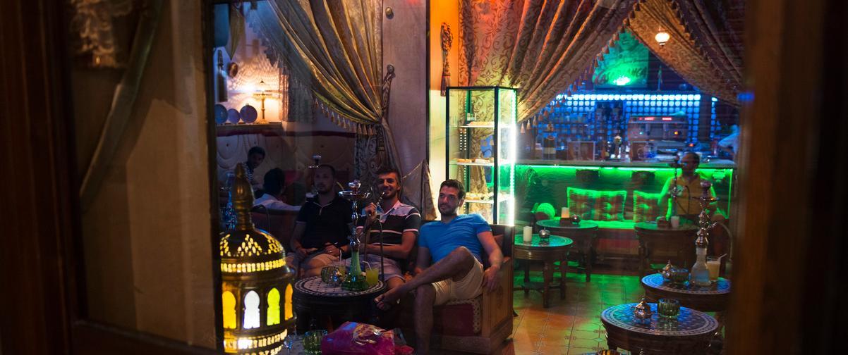 Guía Granada, Bar