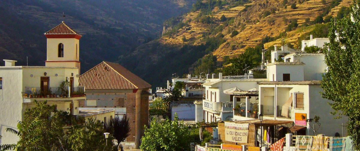 Guía Granada, Pampaneira