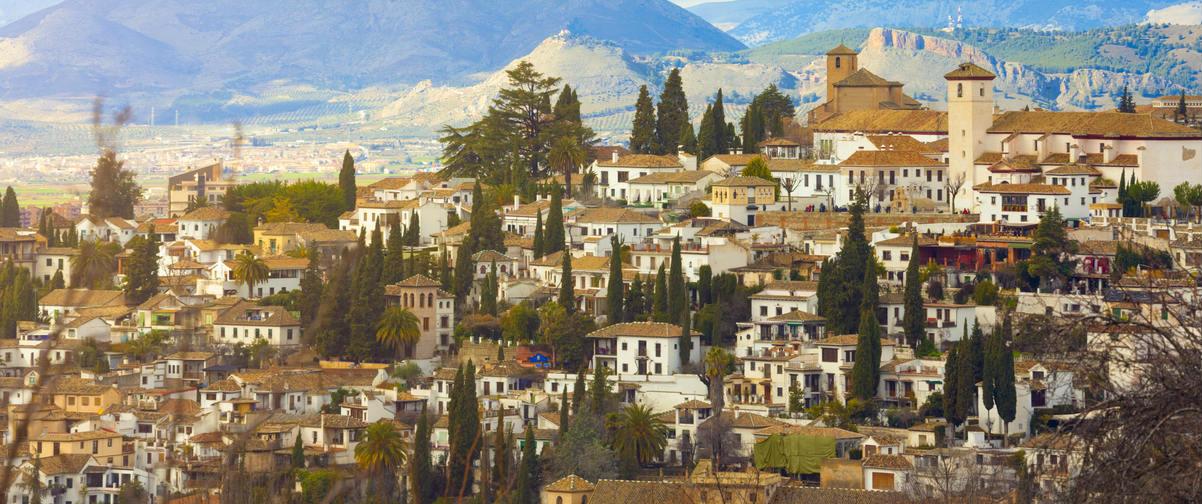 Guía Granada, Sacromonte