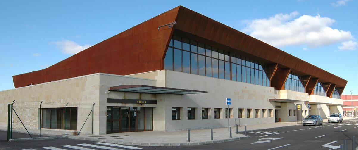 Guía Salamanca, Aeropuerto de Matacán