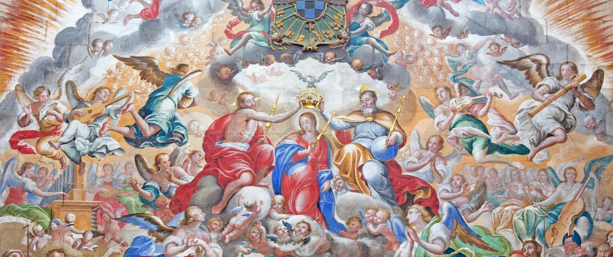 Guía Salamanca, Arte en la cúpula