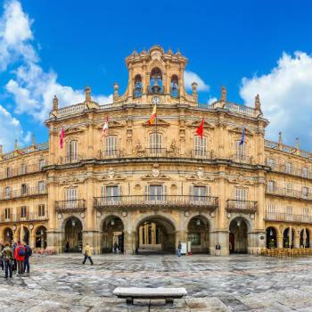 Guía Salamanca, Ayuntamiento