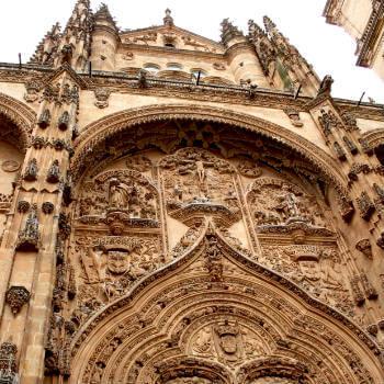 Guía Salamanca, Catedral Nueva