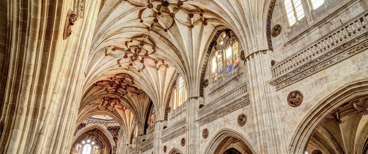 Guía Salamanca, Interior Catedral