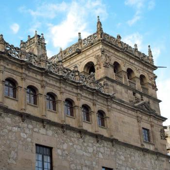 Guía Salamanca, Palacio de Monterrey