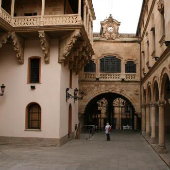 Guía Salamanca, Palacio de la Salina