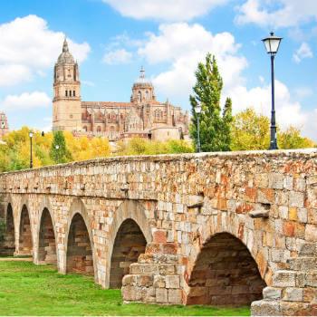 Guía Salamanca, Puente Romano