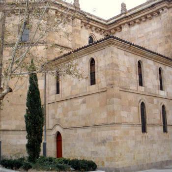Guía Salamanca, Iglesia de San Juan de Sahagún
