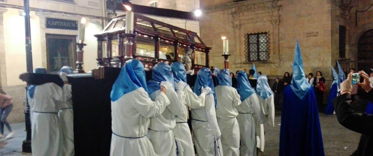 Guía Salamanca, Semana Santa