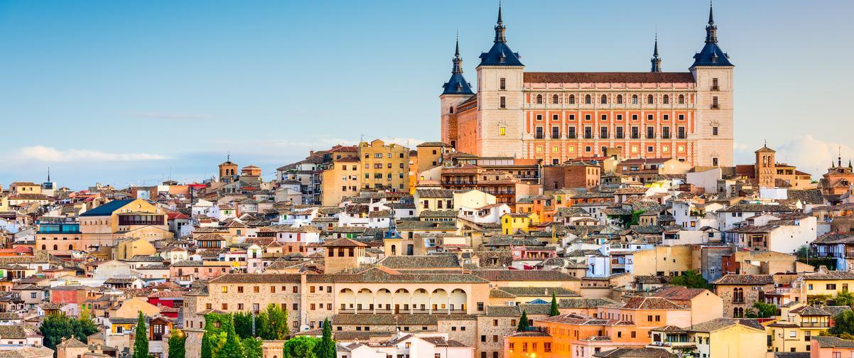 Guía Toledo, Alcázar