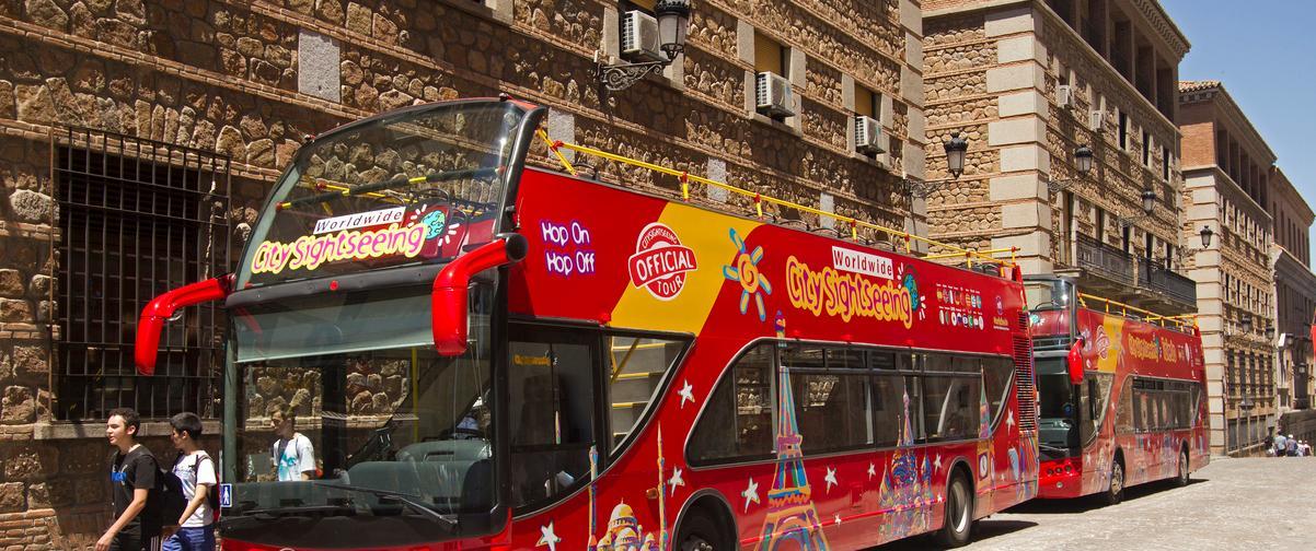 Guía Toledo, Bus turístico