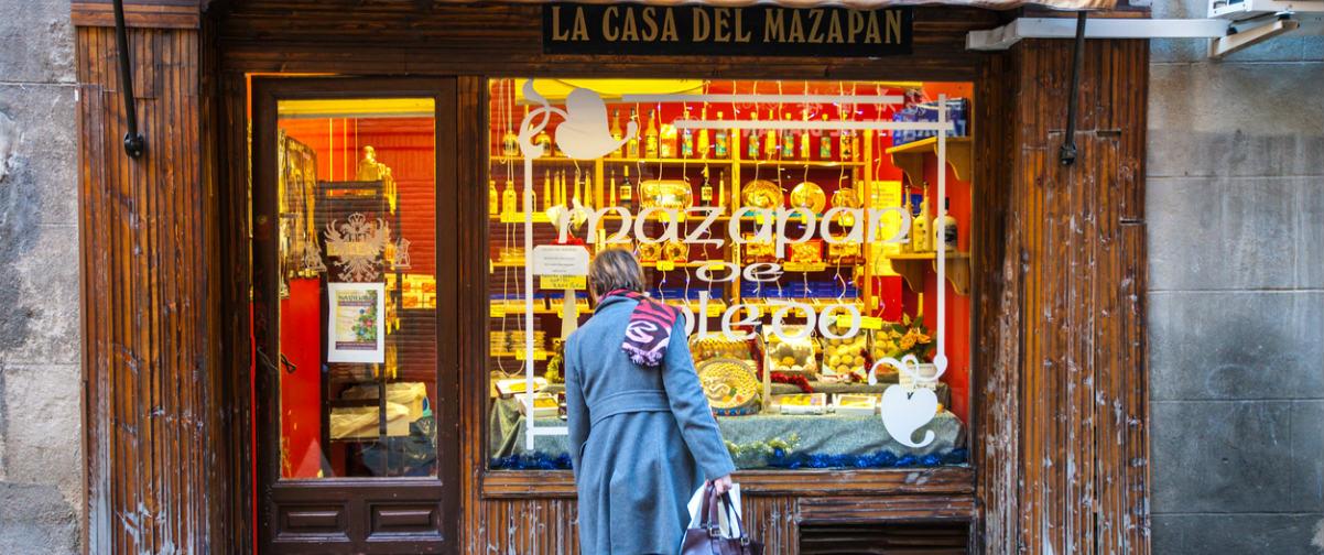 Guía Toledo, Casa del mazapán