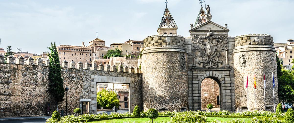 Guía Toledo, Casco histórico