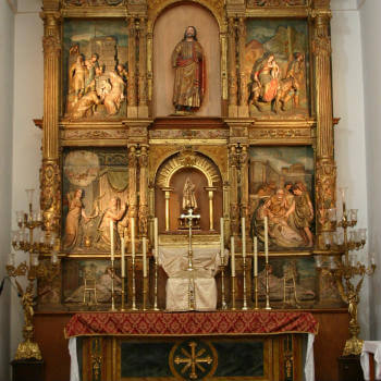 Guía Toledo, Iglesia del Salvador