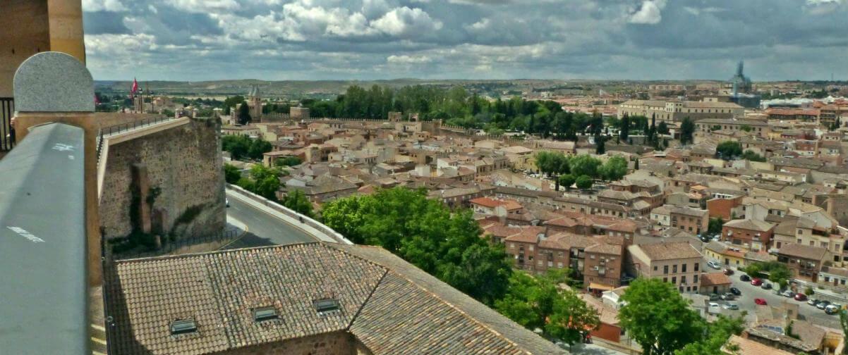Guía Toledo, Miradero