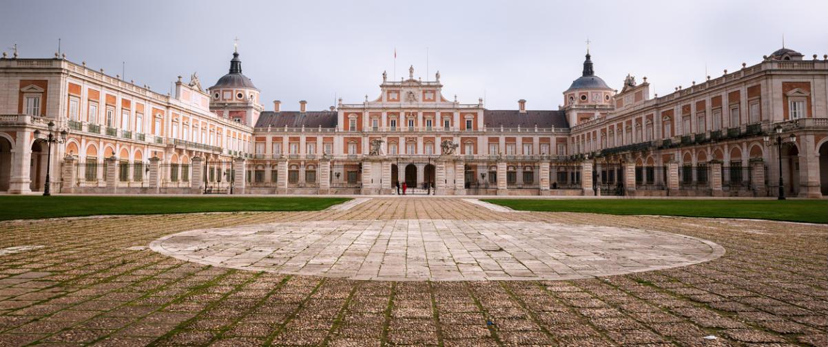 Guía Toledo, Palacio Aranjuez