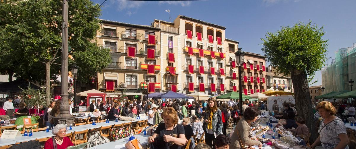 Guía Toledo, Plaza Zocodover