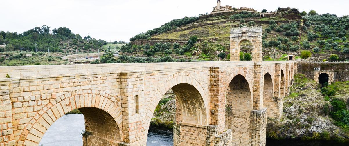 Guía Toledo, Puente de Alcántara