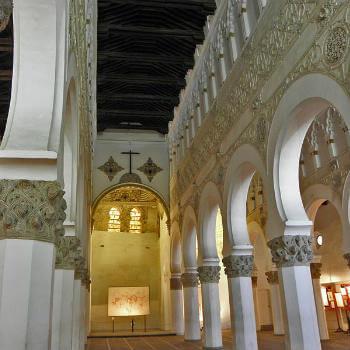 Guía Toledo, Iglesia Santa María La Blanca